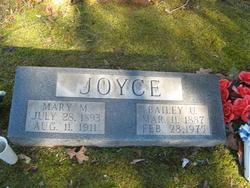 Bailey Ulysses Joyce