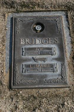 Lillie Marie <i>Oaks</i> Bridges