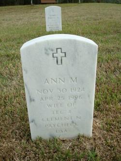 Ann Marie Paycheck