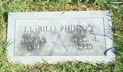 Ira Isaac (Bill) Phinney