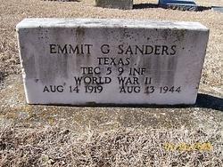 Emmit G. Sanders