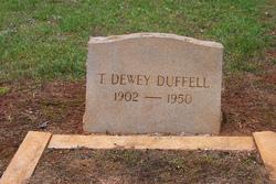 T Dewey Duffell
