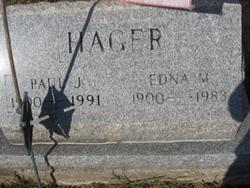 Edna M. Hager