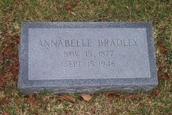 Anna Belle <i>Hocker</i> Bradley