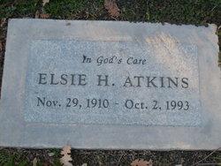 Elsie Atkins