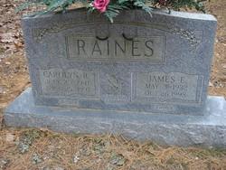 James E. Raines