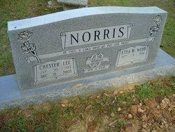 Etha M <i>Webb</i> Norris