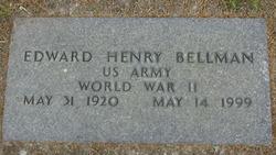 Edward Henry Bellman