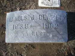 Frances J Beazley