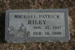 Michael Patrick Riley