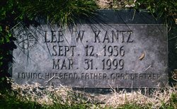 Lee Walter Kantz