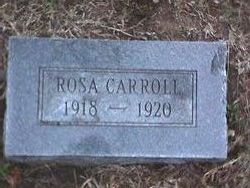 Alma Rosa Little Rose Carroll