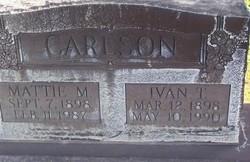 Ivan Theodore Carlson