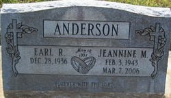 Jeannine M Anderson