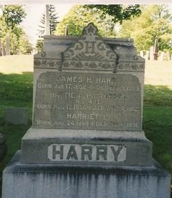 Harriet Elizabeth Harry