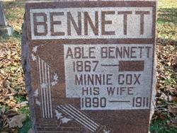Able Bennett