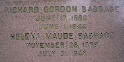 Helena Maude Babbage