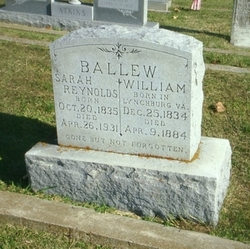 William Ballew