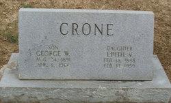 Edith V. Crone