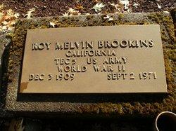 Roy Melvin Brookins