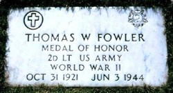 Thomas Weldon Fowler