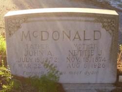 John Augustus McDonald