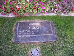 John Cornelius Crean