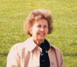 Nettie Marie <i>McCavett</i> Ahrens