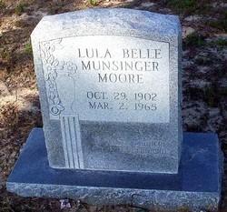 Lula Belle <i>Taylor</i> Moore