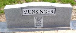Raymon Munsinger