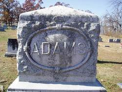 Bertha Anette <i>Young</i> Adams