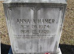 Anna A. Hamer