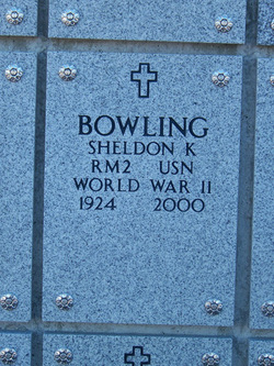 Sheldon Kingsly Bowling, Jr