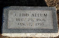 Jonathan Edison Allum