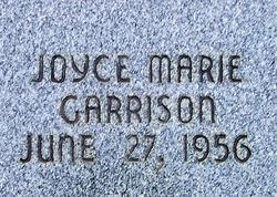 Joyce Marie Garrison