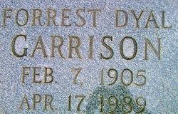 Forrest Dyal Garrison