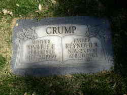 Myrtle F. Crump