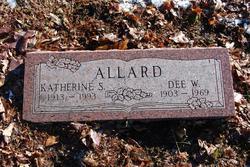 Katherine S Allard