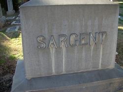 Mary <i>Sloan</i> Sargent