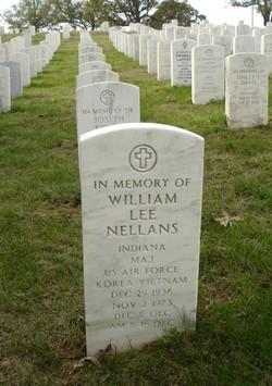 Maj William Lee Nellans