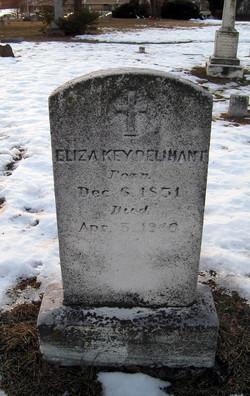 Eliza Key <i>Fitzgerald</i> Delihant