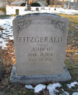 John H Fitzgerald