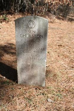 Ben Gholston