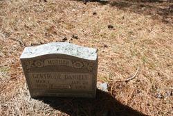 Gertrude Daniels