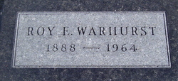 Roy E Warhurst