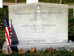 LTJG Channing Webster Hayes, Jr