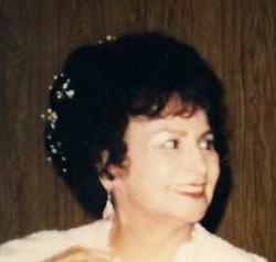 Mary Ann <i>Parker</i> Cornelius