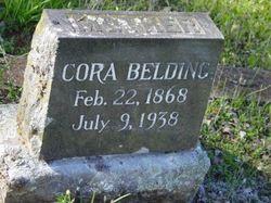 Cora B <i>Evans</i> Belding