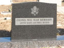 Col Will Olan Brimberry