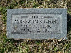 Andrew Jackson LaFont